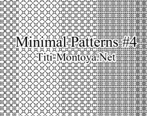 Minimal Patterns #4 Photoshop brush