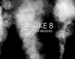 Free Smoke Photoshop Brushes 8 Photoshop brush