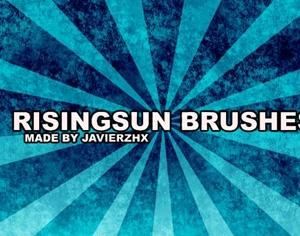 Risingsun Brushes Photoshop brush