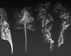Smoke Brushes Photoshop brush