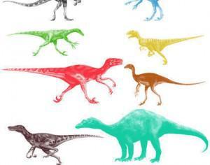 Dinosaur Brushes Pack Photoshop brush