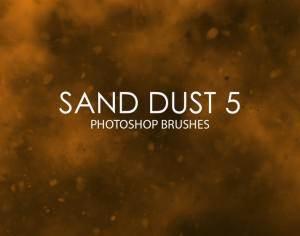Free Sand Dust Photoshop Brushes 5 Photoshop brush