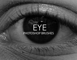 Free Eye Photoshop Brushes Photoshop brush
