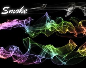 20 Smoke PS Brushes abr. Vol.7 Photoshop brush