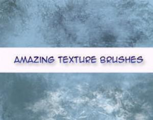 Amazing Texture Brushes Photoshop brush