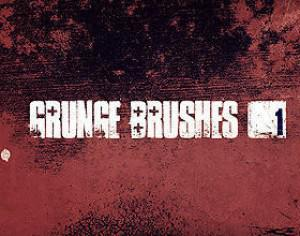 WG Grunge Brushes Vol1 Photoshop brush