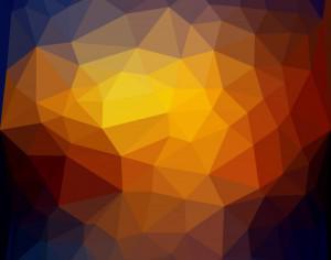 Geometric illustration Photoshop brush