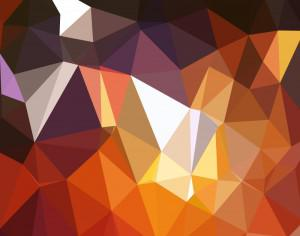 Geometric illustration Photoshop brush