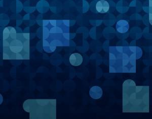 Dark Blue Abstraction Photoshop brush