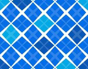 Blue Abstract Pattern Photoshop brush