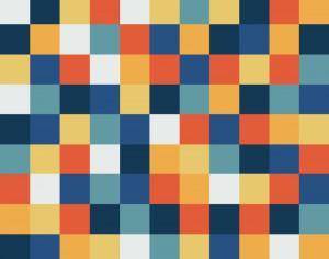 Fun Pixels Pattern Photoshop brush