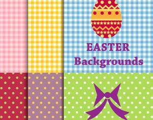 Easter backgrounds Photoshop brush