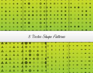 Geometrical Patterns Set Photoshop brush