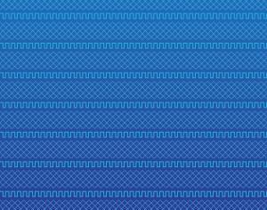 Blue Geometric Pattern Photoshop brush
