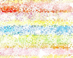 abstract colorful bubble texture background Photoshop brush