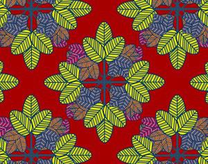 abstract color leaf pattern background Photoshop brush