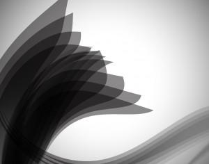 abstract gray wave stripe pattern background Photoshop brush