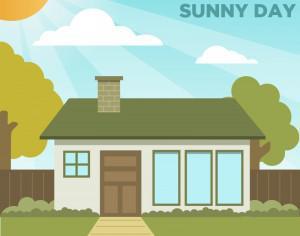 Sunny Day Photoshop brush
