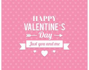 Happy Valentine's Day Illustration Photoshop brush