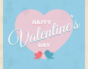 Valentine's Day Love Card Photoshop brush