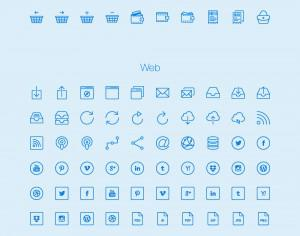 Lynny Icons - Full Photoshop brush