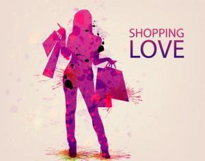 Shopping Vector Illustration Photoshop brush