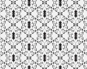 Damask seamless pattern  Photoshop brush