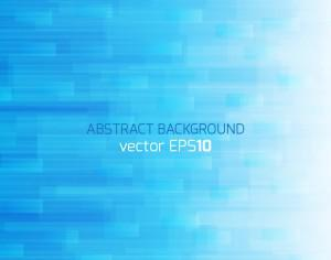 Abstract blue tech background Photoshop brush