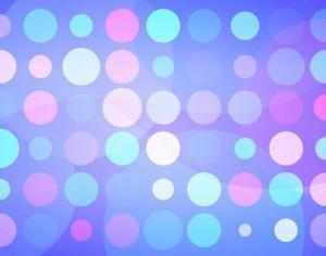 Disco Dots Photoshop brush