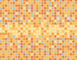 Vector mosaic background Photoshop brush