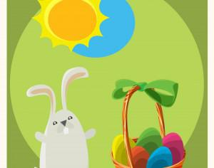 Easter vector objects illustration Photoshop brush