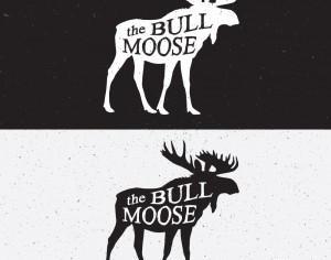 Bull Moose Photoshop brush