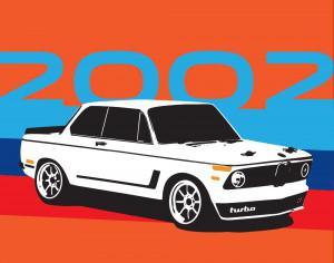 BMW 2002 Photoshop brush