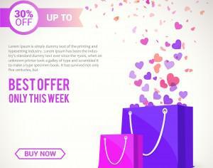 Shopping Bags Photoshop brush