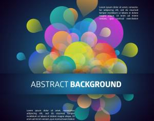 Abstract Background Photoshop brush