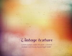 Vintage texture Photoshop brush