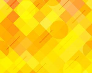 Yellow Abstract Pattern Photoshop brush