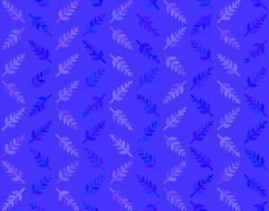 Blue Nature Pattern Photoshop brush