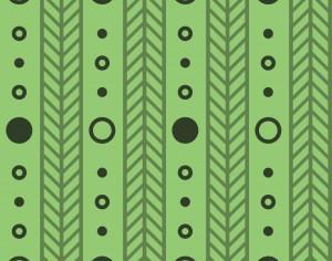 Green Line Pattern Photoshop brush