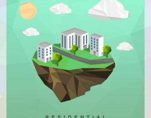 Eco residential Photoshop brush