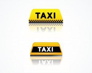 taxi cab Photoshop brush