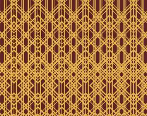 Roaring 1920s style pattern  Photoshop brush