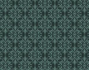 Ornate wallpaper style pattern Photoshop brush