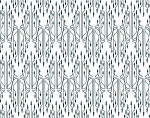 Roaring 1920s thin line style pattern  Photoshop brush