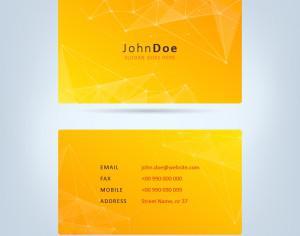 Technology Business Card Photoshop brush