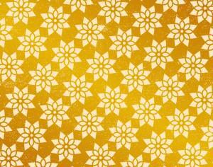 Seamless Flower Pattern Photoshop brush