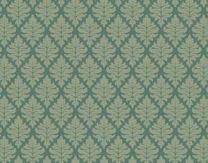 Ornate Floral Green on Green Wallpaper Pattern Photoshop brush