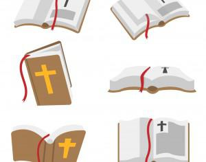 Bible Book Vector Photoshop brush