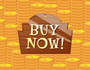 Money illustration with retro  wood sign Photoshop brush