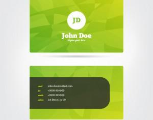 Modern Business Card Photoshop brush